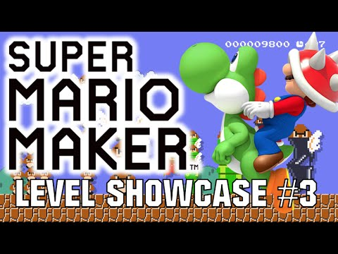 Download] Super Mario Maker Level Showcase 3 Checkpoint