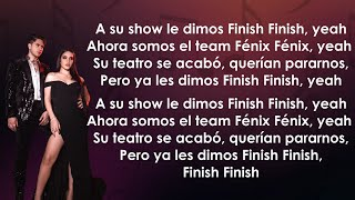 Fénix Team - Roast Yourself Challenge (Letra/Lyrics)