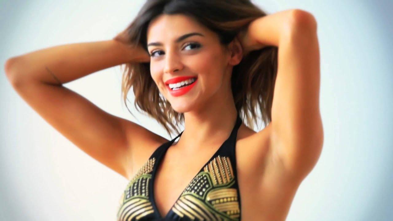 Getien Bikinis 2014 con Calu Rivero - YouTube