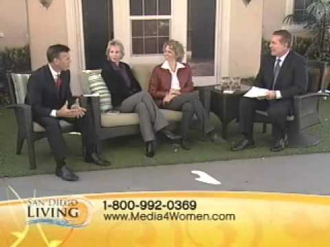 Media 4 Women on San Diego Living Television Program Discuss Book Publishing
