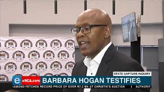 Mzwanele Manyi responds to Barbara Hogan's testimony