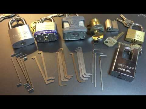 [188] My Approach to Lock Picking Tension