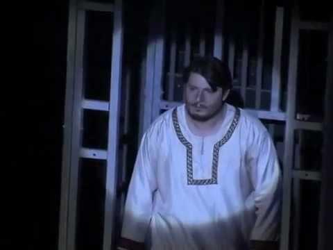 Jesus Christ Superstar: Pilate's Dream - Kasey Yeargain; Baritone