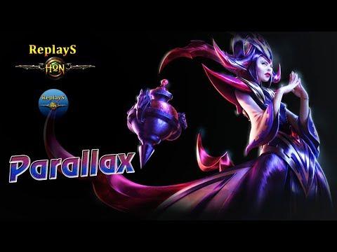HoN - Parallax - 🇲🇰 Papa_Divine Diamond I