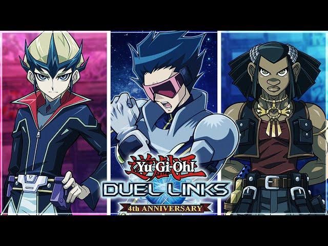 Yu-Gi-Oh! Duel Links   HUGE UPDATES! ANTINOMY UNLOCK! AXEL EVENT RETURNS & KITE TENJO IS INSANE!
