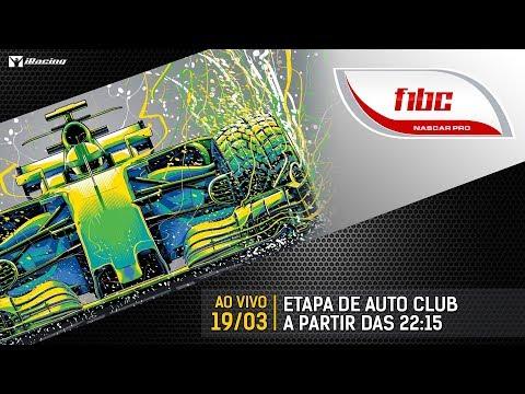 F1BC Nascar Pro 2018/1 @ Auto Club Speedway