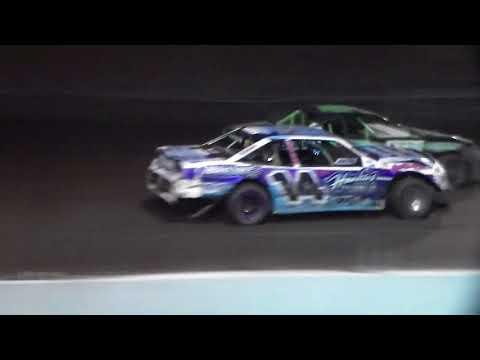 Stock Car Amain @ Hancock County Speedway 08/11/17