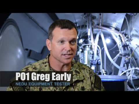 Navy Experimental Diving Unit: The Standard of Diving Safety