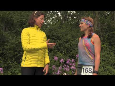 Kristina Folcik, 2013 Cayuga Trails 50 Champion, Interview