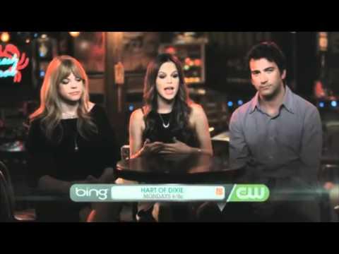 Rachel Bilson  w Josh Schwartz and Stephanie Savage