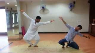 sandeep steps dance academy gana nayakaya classical fusion