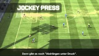 FIFA 11 Tutorial: Fortgeschrittene Verteidigung