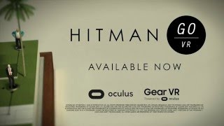 Hitman GO: VR Edition - Launch Trailer