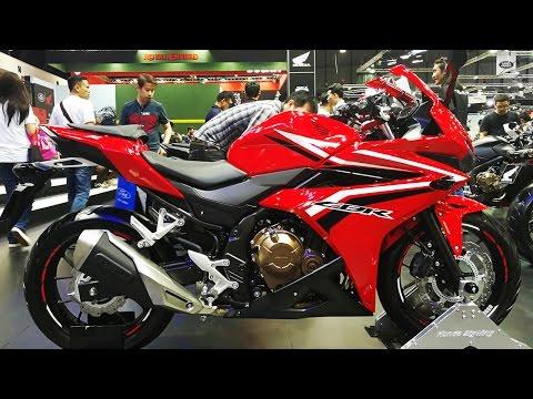 2017 Honda CBR 500R ราคา 215,000 บาท