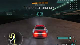 Need for Speed Carbon - Drift #4