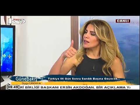 19.04.2018 Kanal33/ GÜNEBAKIŞ PROGRAMI