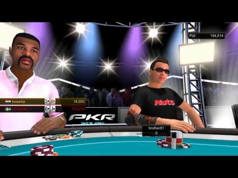 PKR.com $100,000 PKR Masters - 01 Sept 2012
