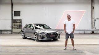 2020 Audi RS6 Avant (600 PS) Neuvorstellung des Sportkombis I FULL Review I Motor I Details I Sound.
