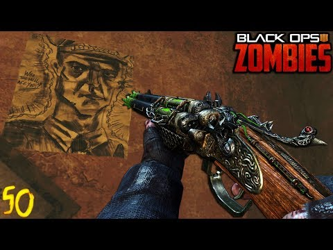 BLACK OPS 4 ZOMBIES - BLOOD OF THE DEAD EASTER EGG - NEW STEPS FOUND! (Bo4 Zombies)