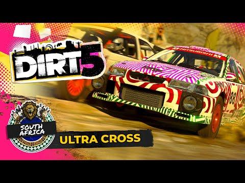DIRT 5   Cape Town Stadium Racing   Xbox Series X S, PS5