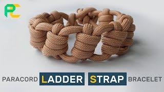 Ladder Strap Paracord Bracelet