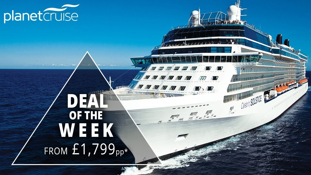 Celebrity Alaska Cruise Planet Cruise Deals Of The Week YouTube - Cruise deal