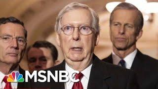 Sen. Mitch McConnell Downplays Talk Of Fourth Relief Bill | Morning Joe | MSNBC