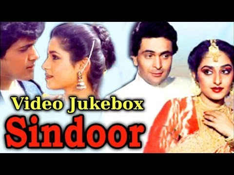 Sindoor {HD} - Songs Collection - Govinda - Shashi Kapoor - Neelam - Lata Mangeshkar