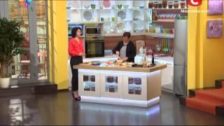 Легкий пирог из тыквы без теста - Все буде добре - Выпуск 283 - 06.11.2013