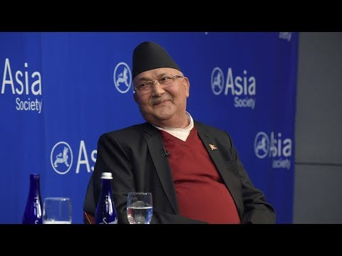Nepal Prime Minister on Avoiding the China Debt Trap