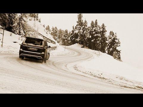 """Sicheres Fahren im Winter - """"Winter-Wonder-Land...!"""""""