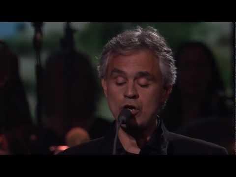 Andrea Bocelli - O Sole Mio