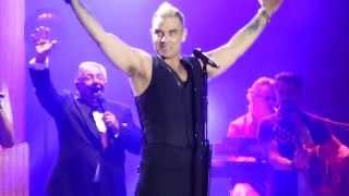 *Robbie Williams -  Angels* (20.07.2015, Paleo, CH-Nyon)