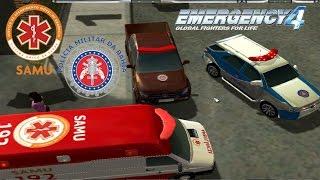 Emergency 4 : Bahia mod #01