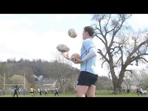 Cardiff Blues Open Training Session At Christ College, Brecon