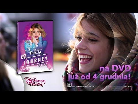 "[RECENZJA] Film ""Violetta Journey: Podróż"" na DVD"