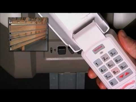 Ck Al 9903 Wireless Password Keypad Arm Delay Demo Doovi