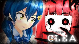 I Was Put in a Horror Game!【Clea Horror Playthrough】