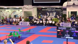 Musical Forms Wednesday 2nd Session WAKO World Championships 2018