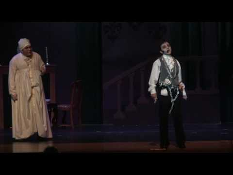 A Christmas Carol the Musical : Link By Link - Marley and Scrooge - Basehor
