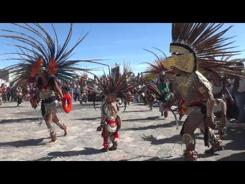 Aztec dance - Mexico City