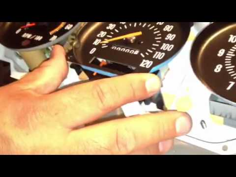 Chevelle SS Dash Conversion Part 1