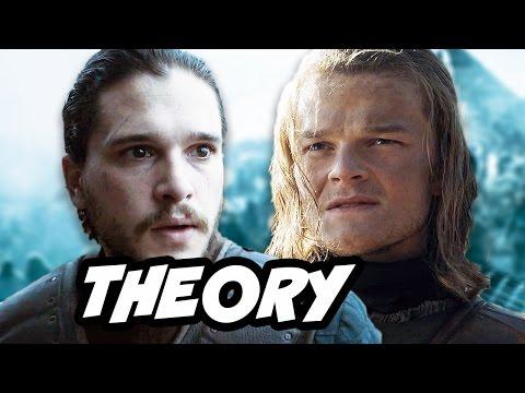 Game Of Thrones Season 7 Jon Snow Mother Theory Explained