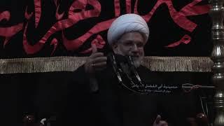 الشيخ زهير الدرورة - كيف إحتوت السيدة فاطمة الزهراء عليها أفضل الصلاة والسلام على النبوة والإمامة