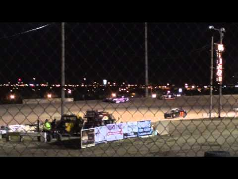 Texas Thunder Speedway Outlaw Twister Feature April 6, 2013