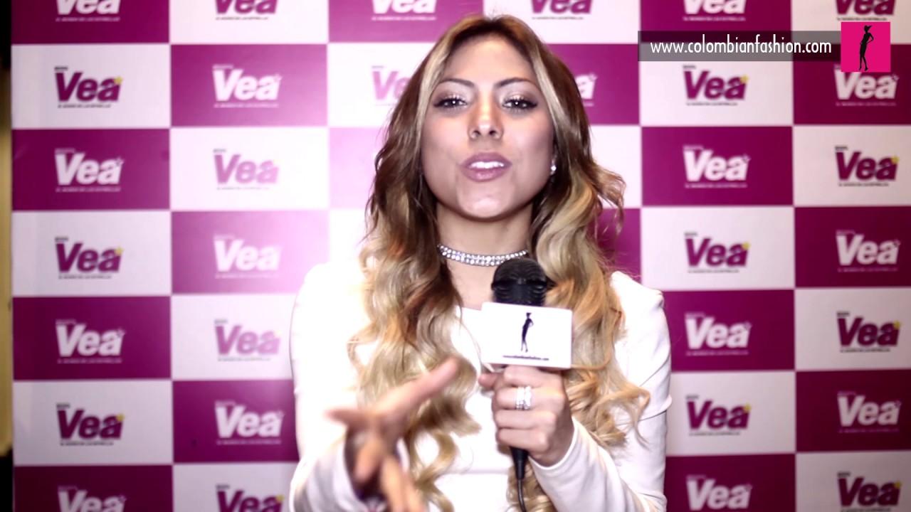 Colombian Fashion, estuvo en la celebración de la quinta edición de la Revista Vea