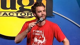 Brooks Wheelan - Butter Prank (Stand Up Comedy)