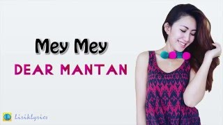 Cover images iMey Mey   Dear Mantan [Lirik]