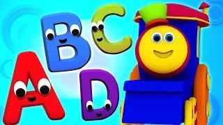 Bob alfabeti treno | imparare alfabeti italiani | video educativi | Bob ABC Train | Kids Tv Italiano