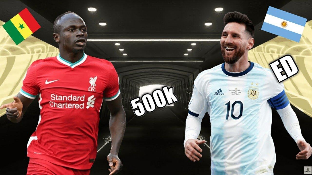 ME TOCA ED ARGENTINO Y UN JUGADOR DE 500K!!